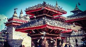 Náměstí Durbar v Káthmándú