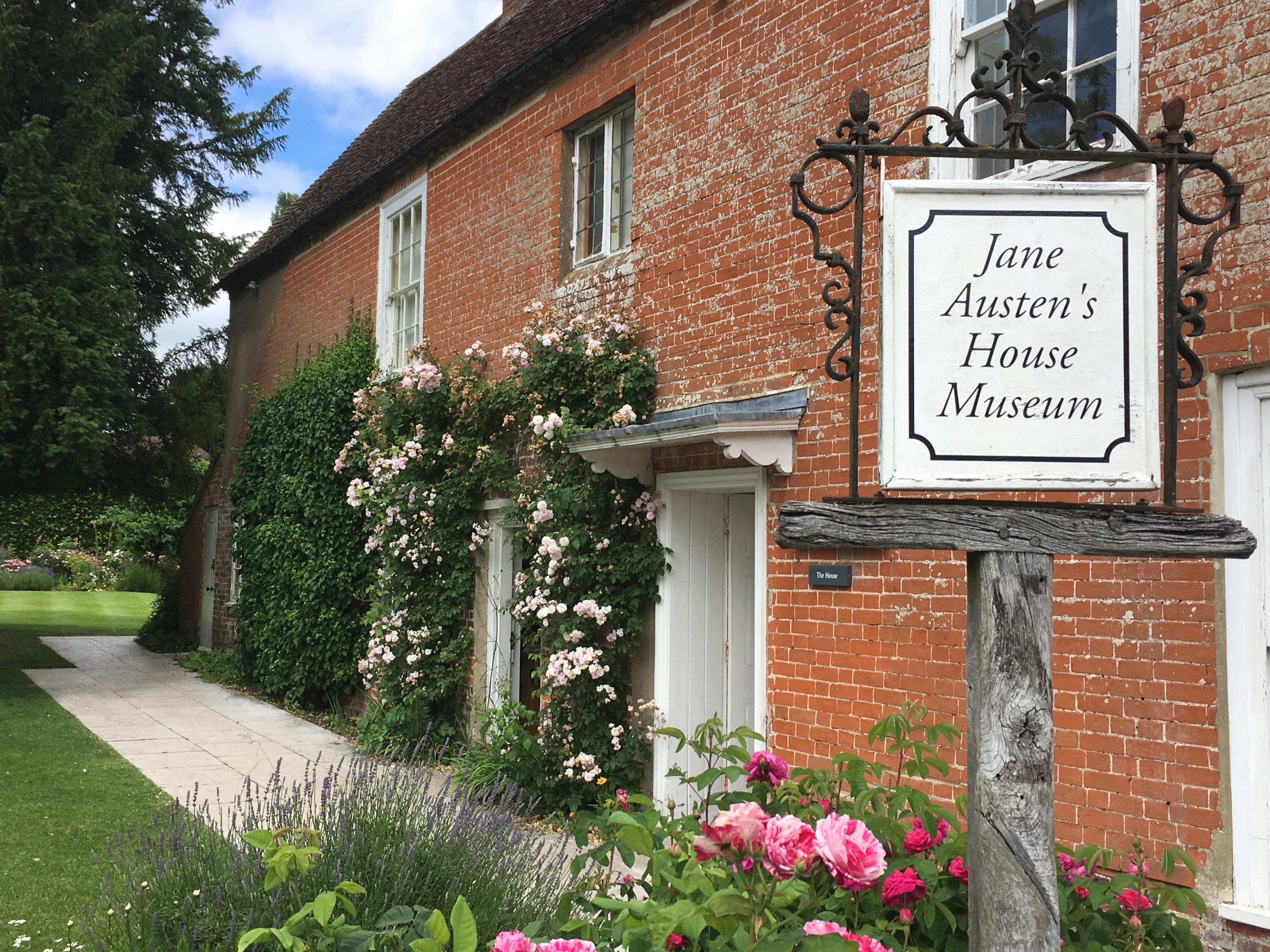 Jane Austen's House Museum, Alton, England, United Kingdom