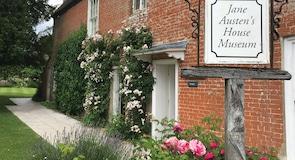 Jane Austens hus og museum