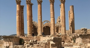 Jerashi Artemisz-templom