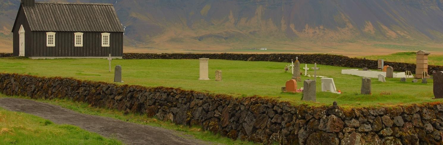 Budir, Islândia