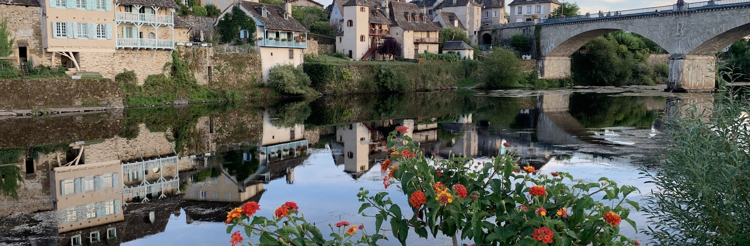 Dordogne'i jõeorg, Prantsusmaa