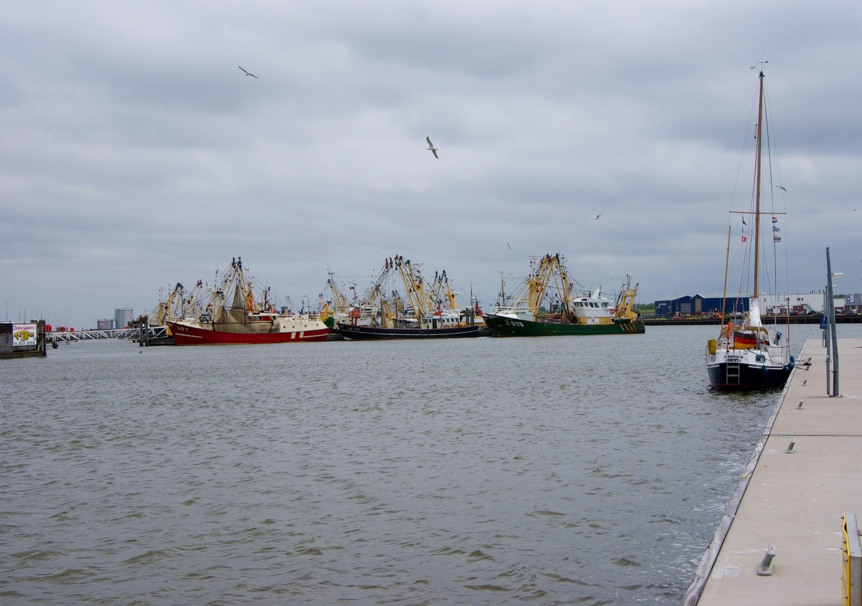 Lauwersoog, Groningen, Netherlands