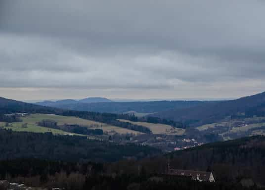 Rhon Mountains, Germany