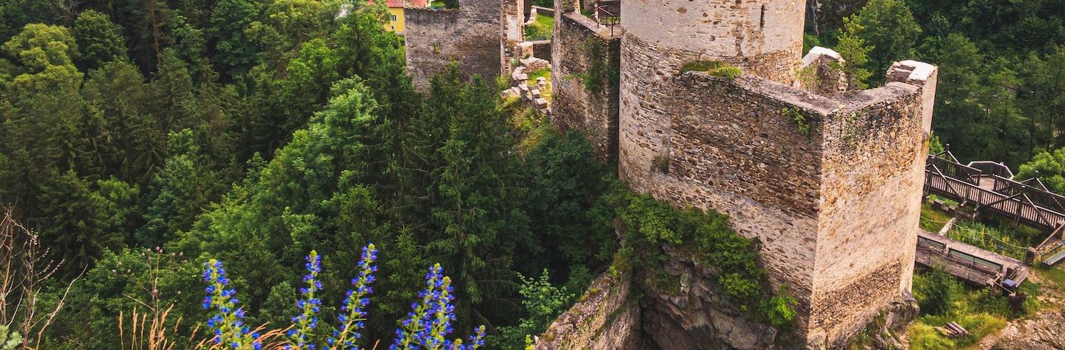 Waidhofen an der Thayan piiri, Itävalta