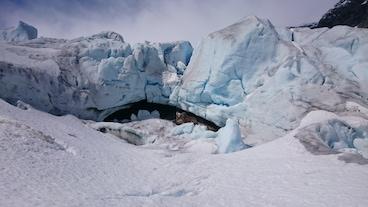 尼加斯布林冰川/