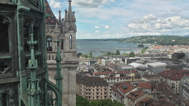 James-Fazy, Geneva, Canton of Geneva, Switzerland