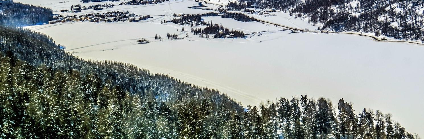 Sils im Engadin/Segl, Szwajcaria