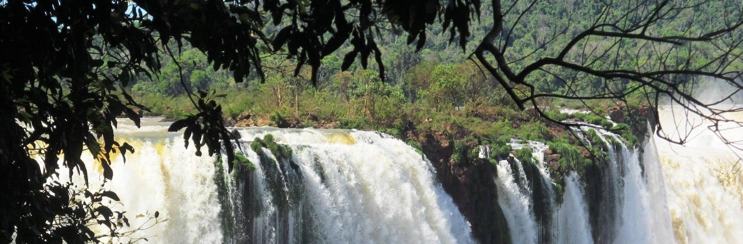 Fosa du Igvasu, Brazīlija