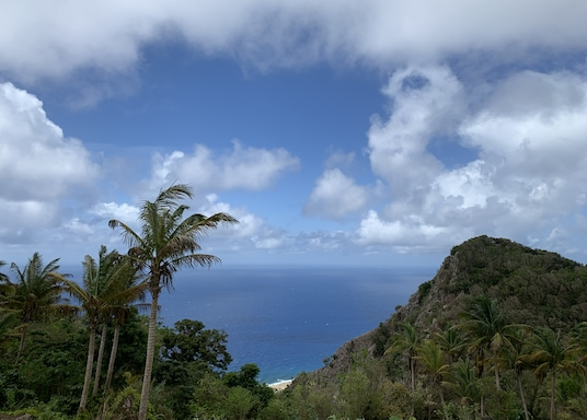 Saba, Bonaire, Sintēstatiusa un Saba