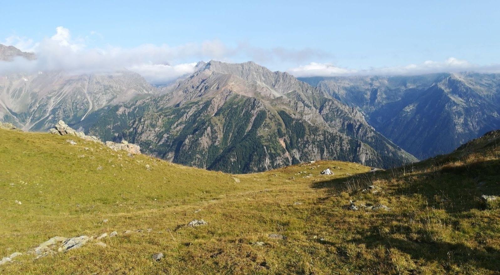 Vallouise-Pelvoux, Hautes-Alpes, Frankrijk