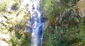 Santa Barbara Waterfall