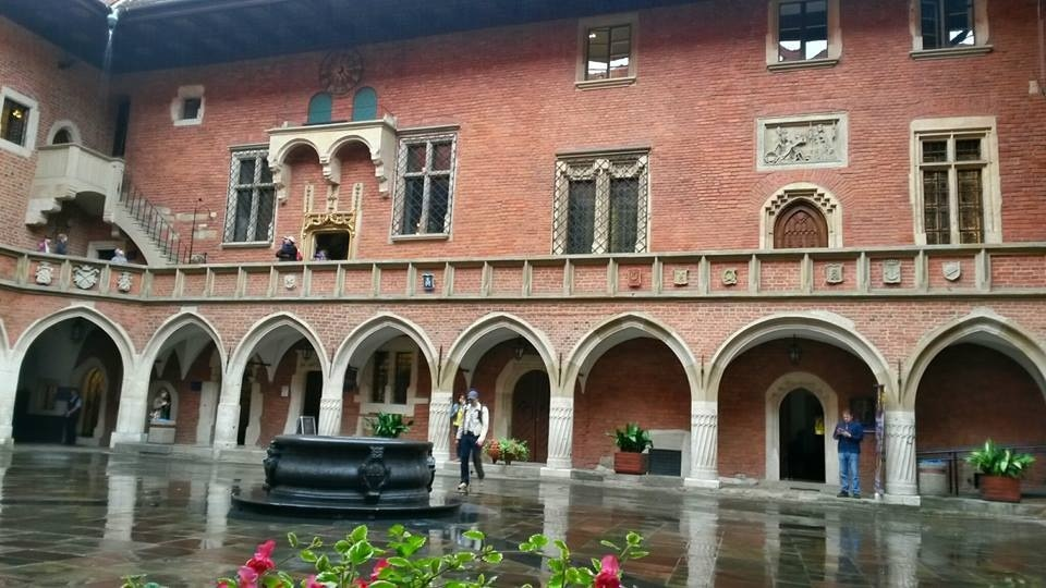 Collegium Maius, Krakow, Lesser Poland Voivodeship, Poland