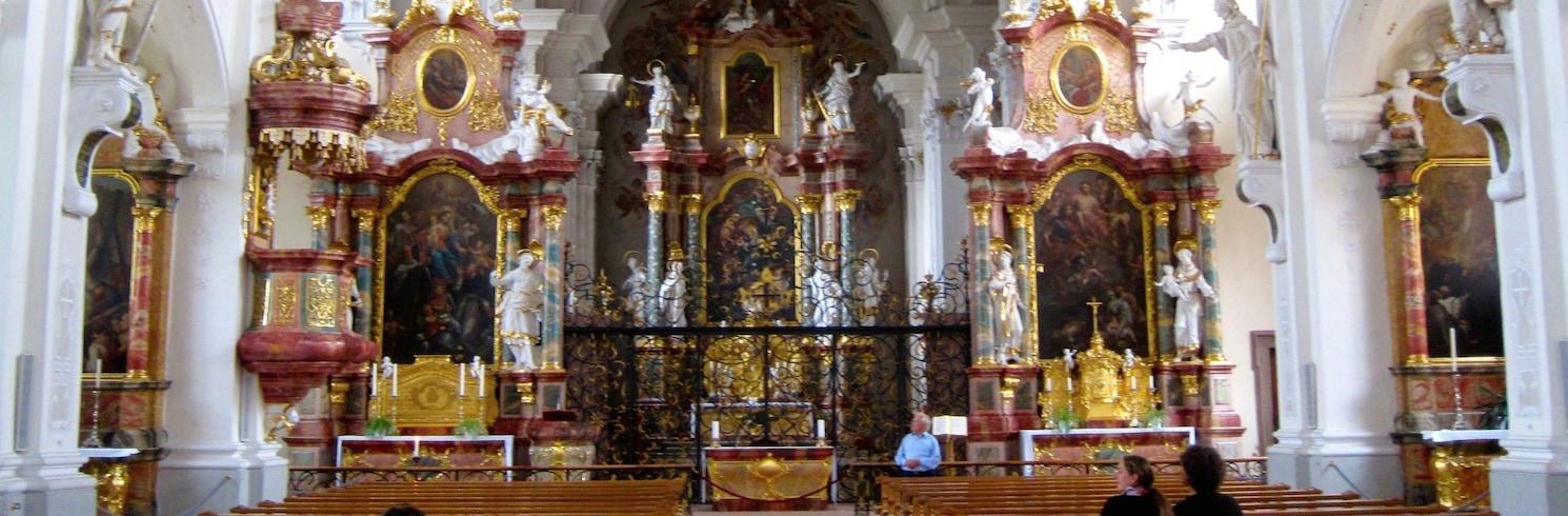 St. Peter im Schwarzwald, Německo