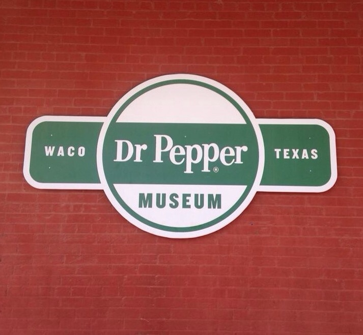 Dr Pepper Museum, Waco, Texas, USA