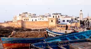 Küste von Essaouira