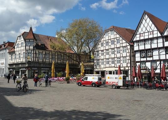 ゾースト, ドイツ