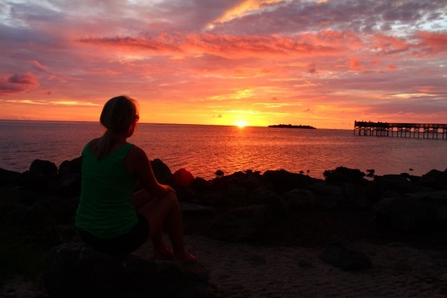 Fort Island Gulf Beach (Strand), Crystal River, Florida, USA