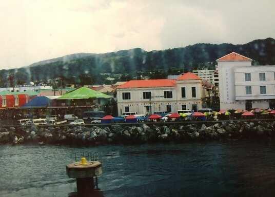 Saint Patrick Parish, Dominika