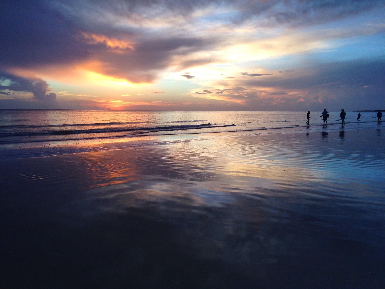 Marco Beach, Marco Island, Florida, United States of America