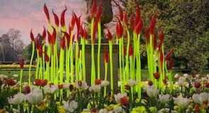 皇家植物園, 裘園