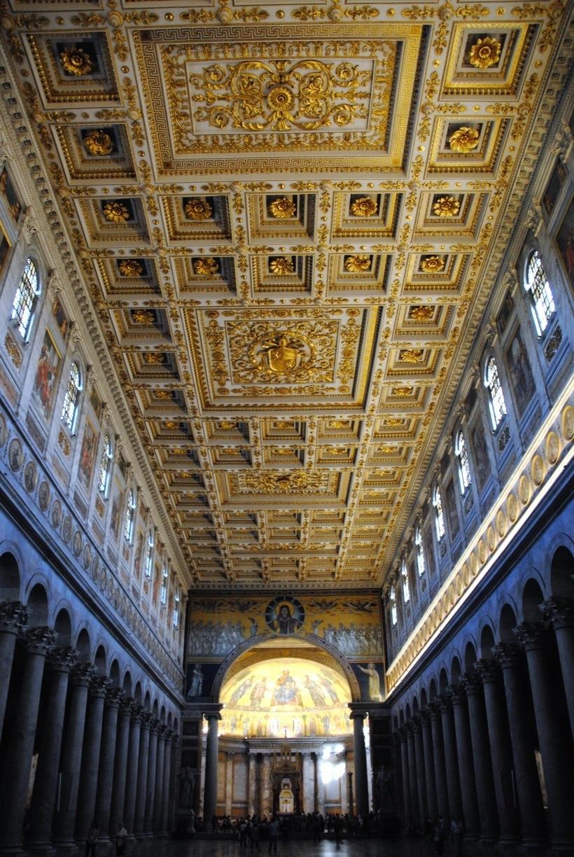 Basilica di San Giovanni in Laterano, Rome, Lazio, Italy