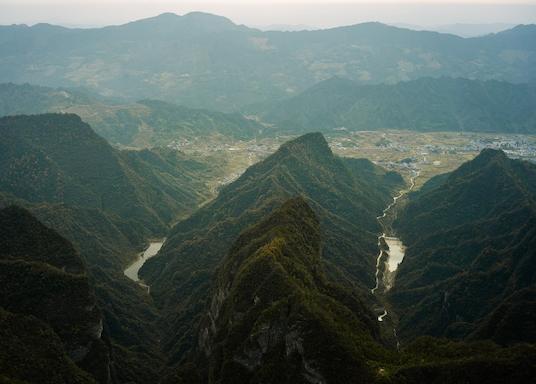 Zhangjiajie, จีน