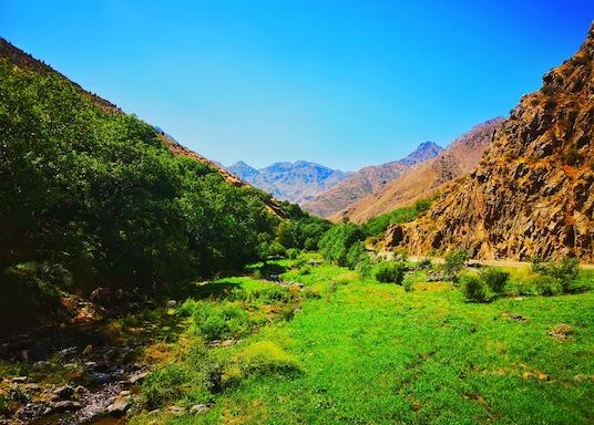 豪茲, 摩洛哥