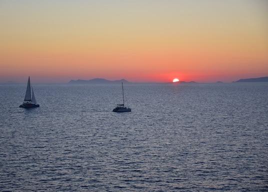 Oia, Grécia