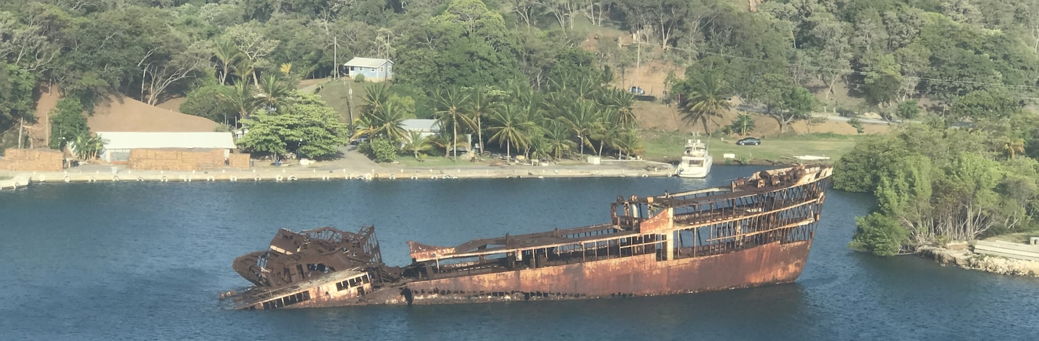 Dixon Cove, Honduras