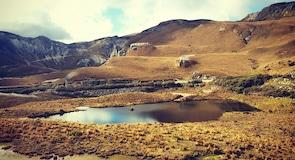 El Cajas nasjonalpark