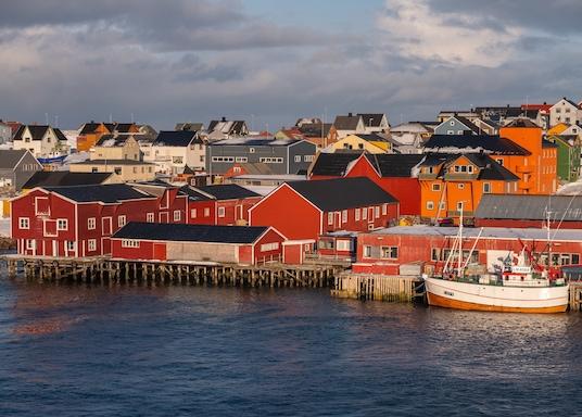 Vardø, Norwegen