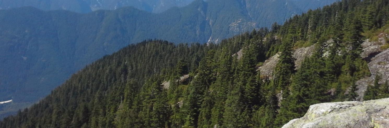 Район північного Ванкувера, Британська Колумбія, Канада