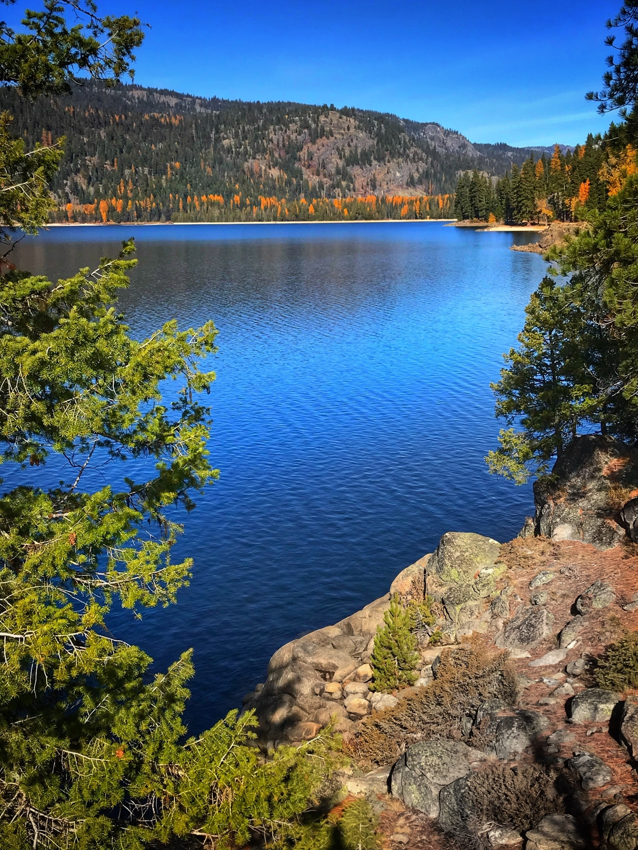 Payette Lake, McCall, Idaho, United States of America