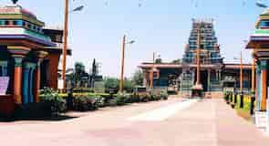 Sri-Siva-Subramaniya-Tempel