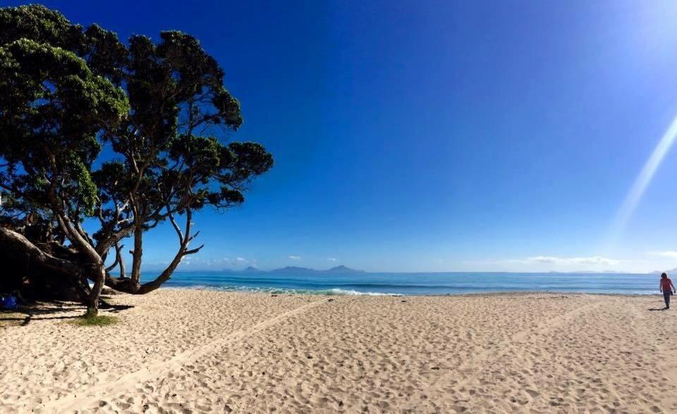 Langs Beach, Northland, Nieuw-Zeeland