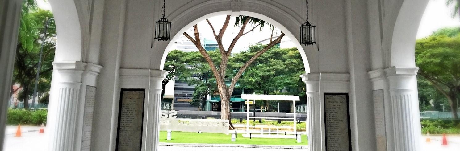 콜로니얼 디스트릭트, 싱가포르