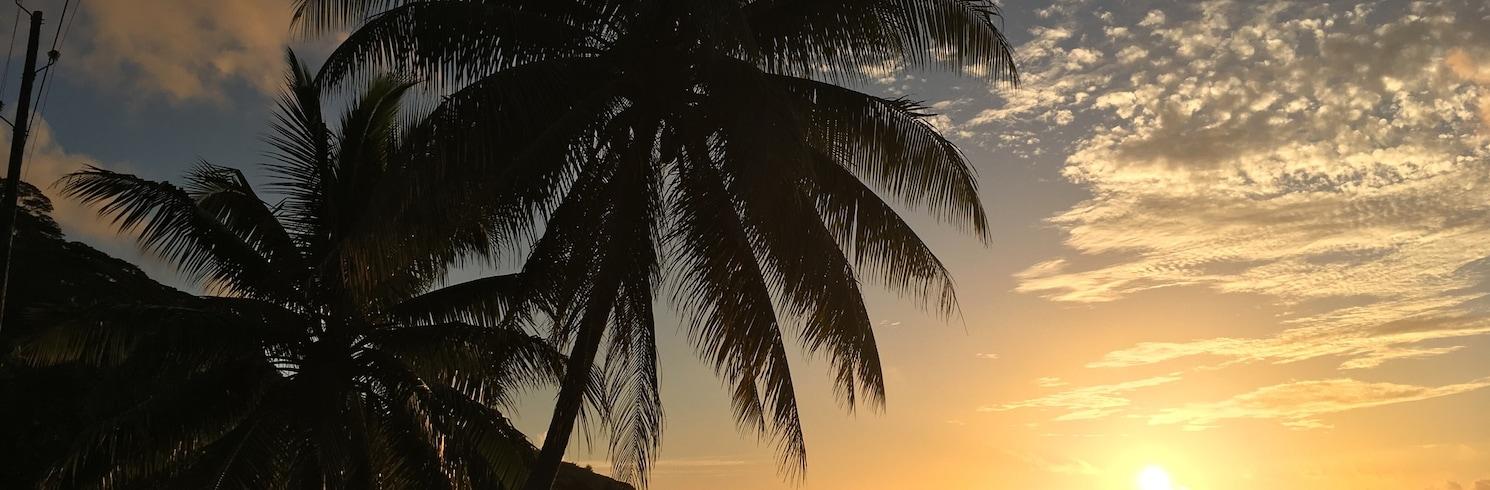 Huahine, Francouzská Polynésie