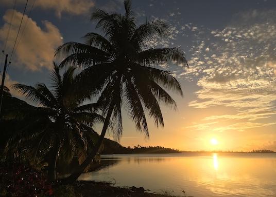 Huahine, Fransız Polinezyası