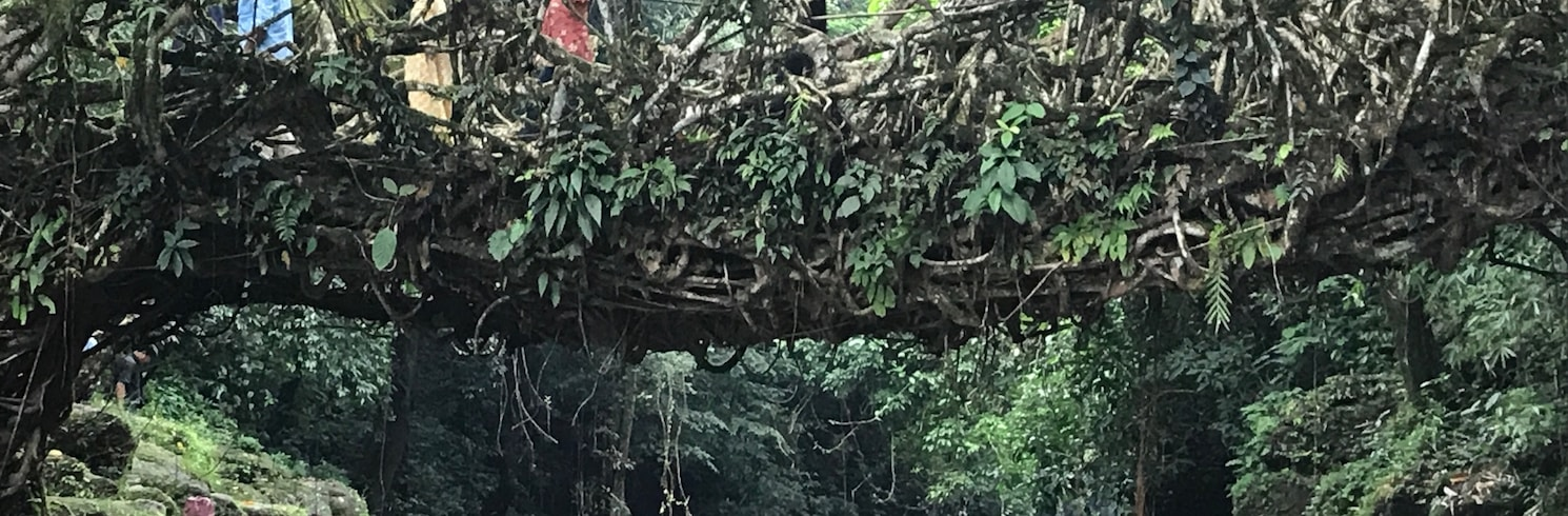 Mawlynnong, India