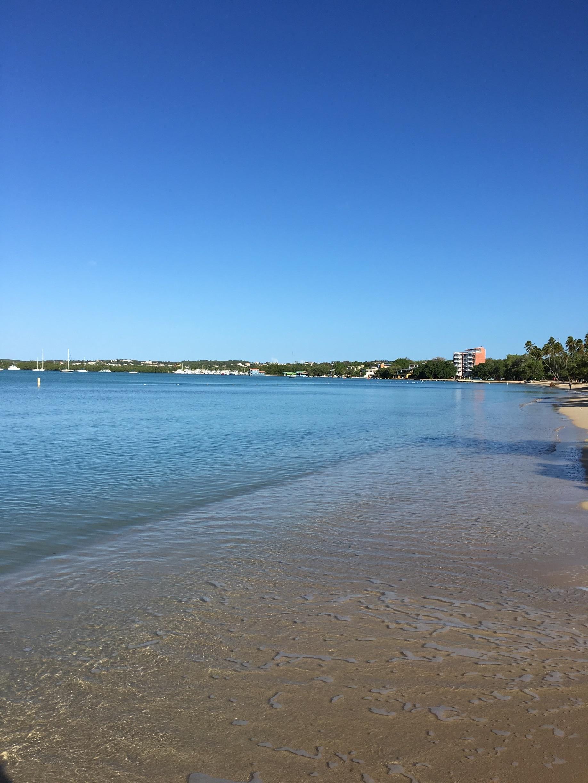 Balneario Boqueron, Cabo Rojo, Puerto Rico