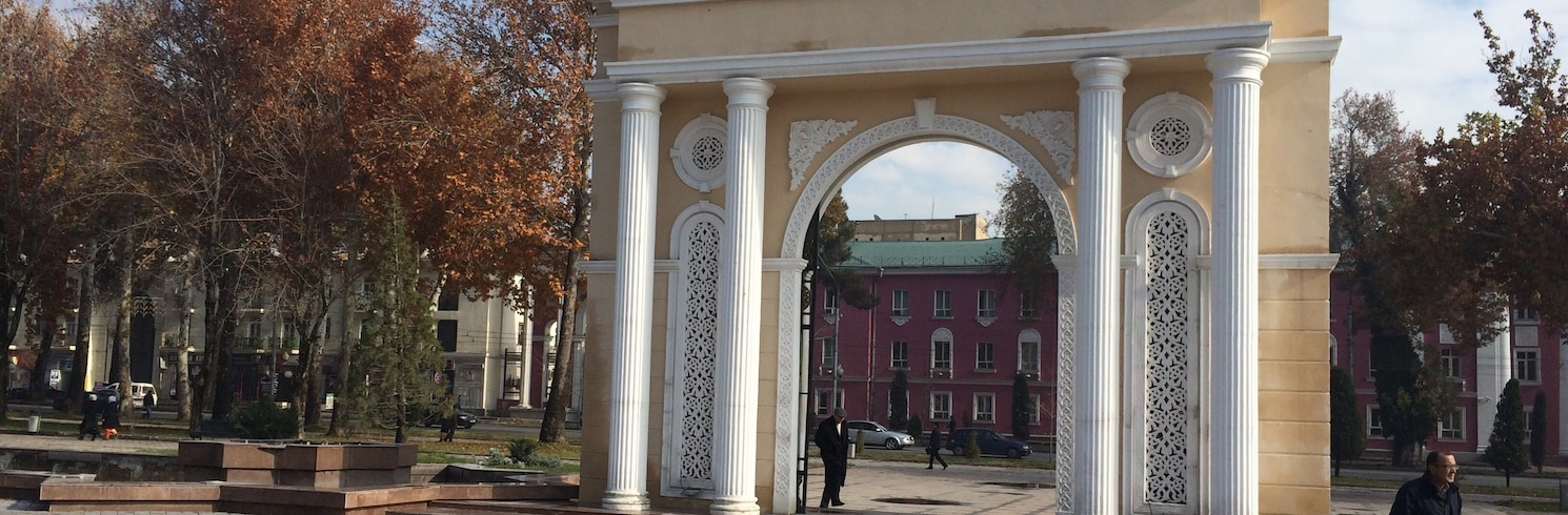 Dushanbe, Tadžikistan