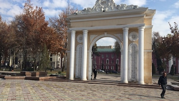 Dushanbe/