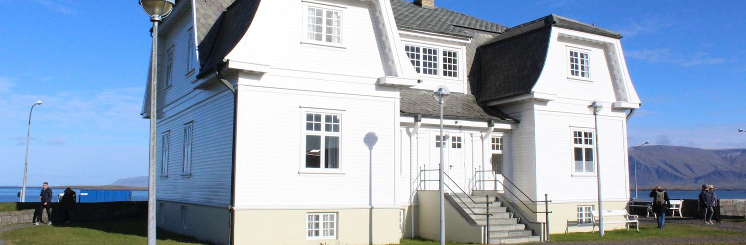 Ρέυκιαβικ, Ισλανδία