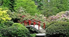 Парк Kubota Garden