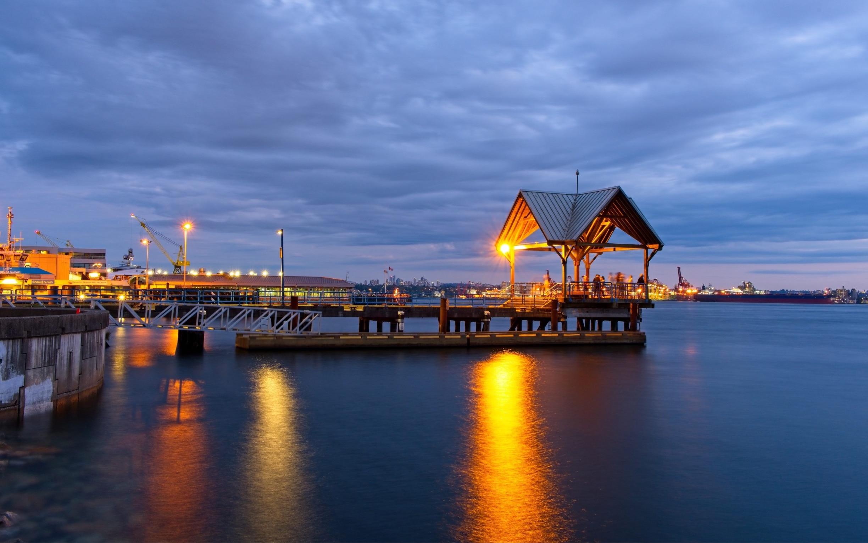 Waterfront Park, North Vancouver, British Columbia, Canada