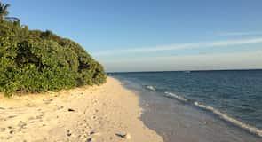 Praia de Ukulhas