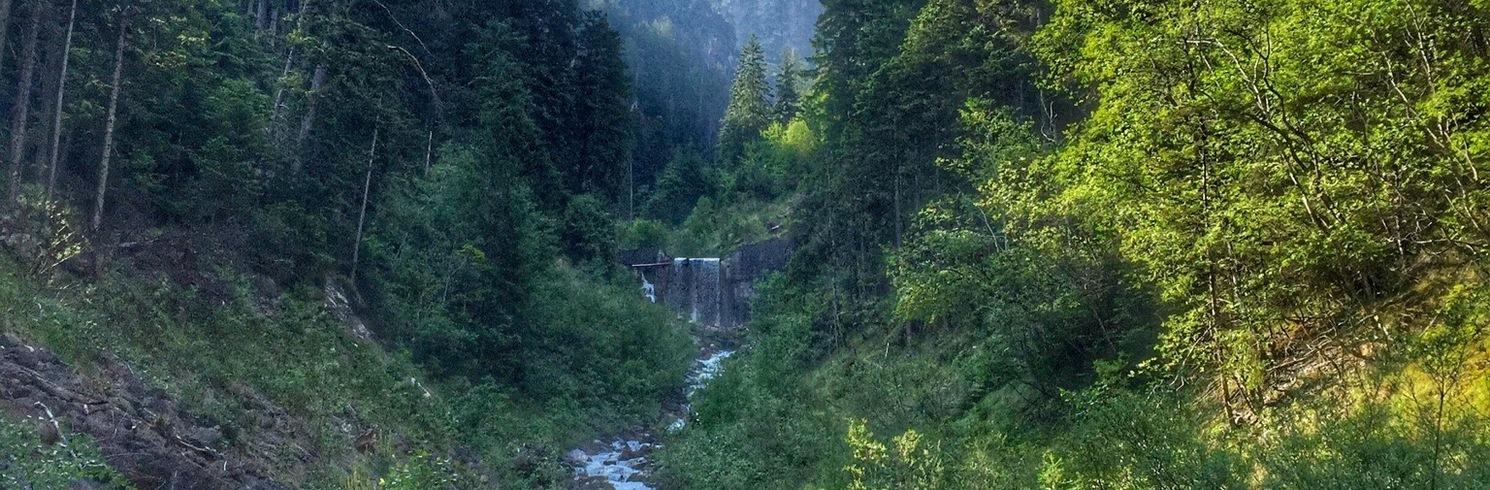Lienzer Dolomiten, Austurríki