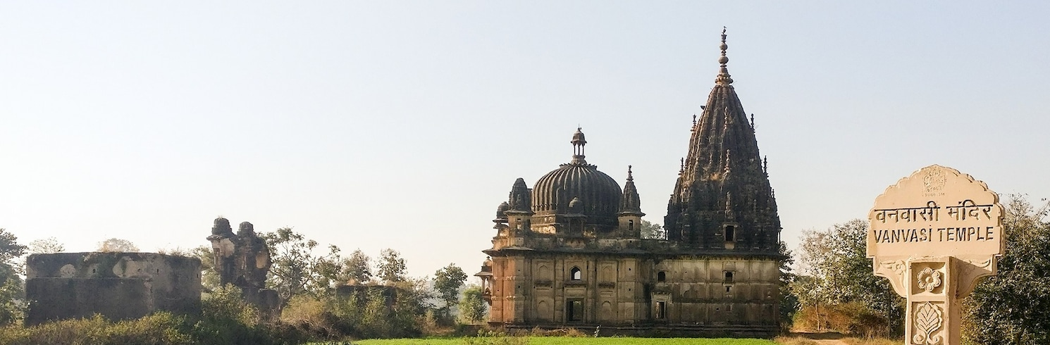 Orchha, Indien