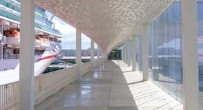 萊索斯港口遊輪碼頭